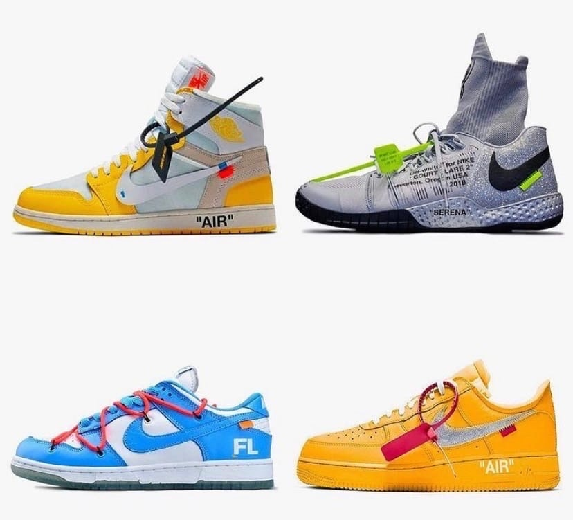 "Nike x Off White ""The 20"""
