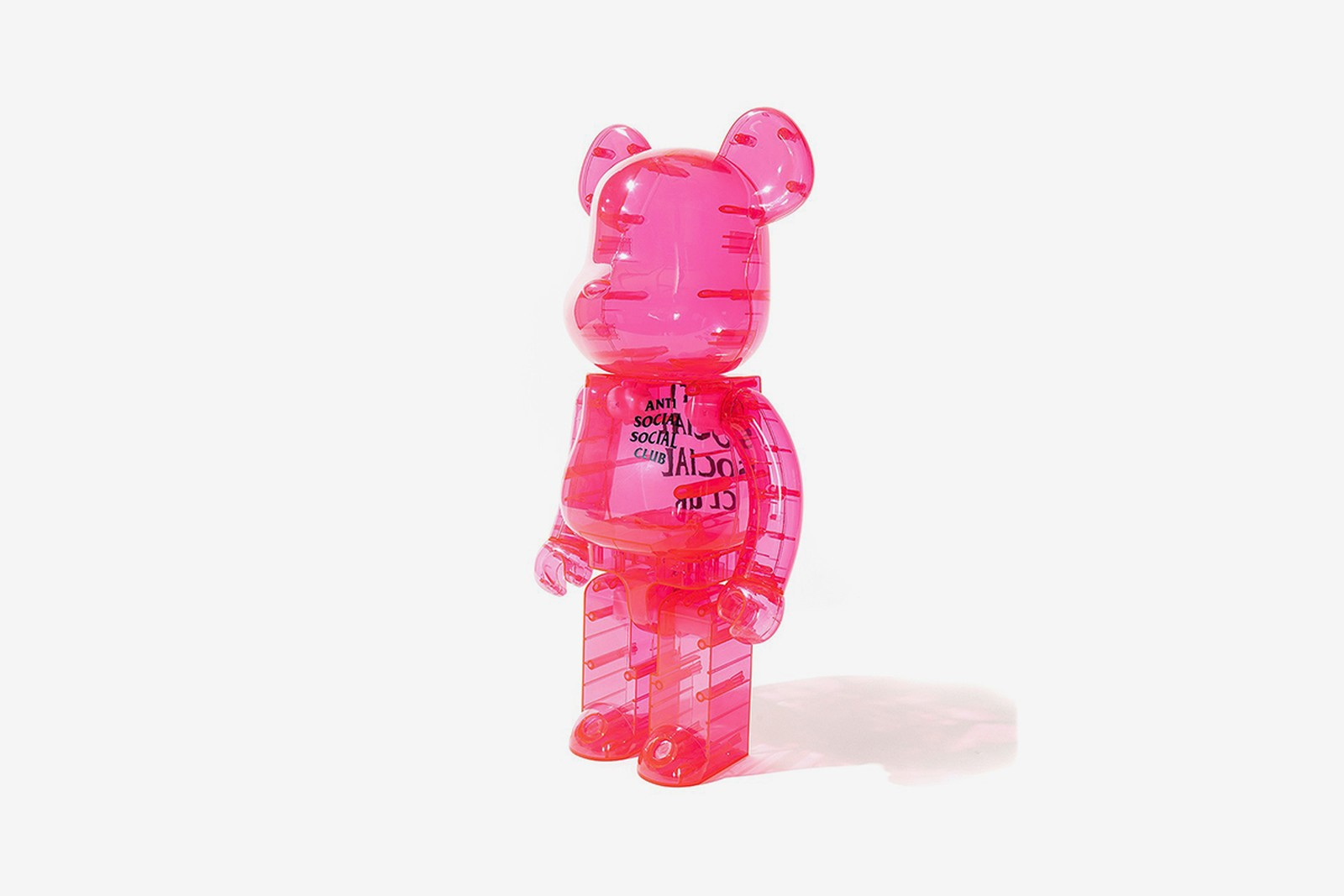 ANTI SOCIAL SOCIAL CLUB  BE@RBRICK