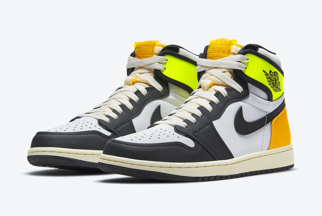 "Air Jordan 1 High OG ""Volt"""